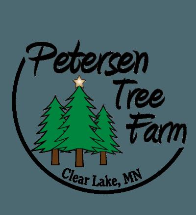 Christmas Tree Farm Logo.Petersen Christmas Tree Farm Minnesota Grown