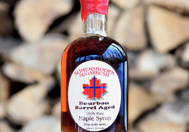 maple syrup somerskogen