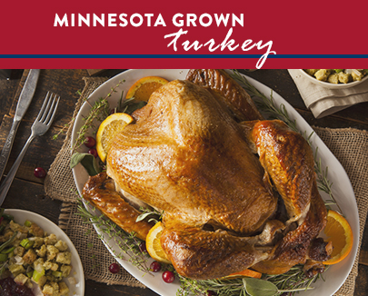 Minnesota Grown Turkey
