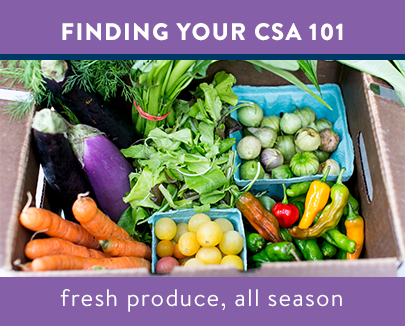 choose your csa guide