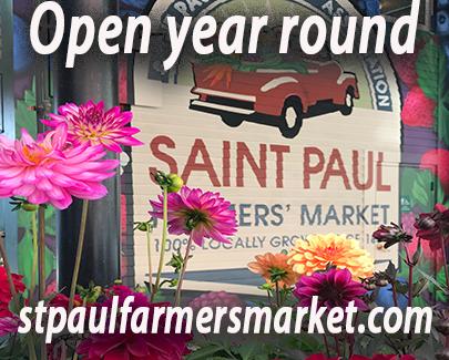 Open year round. St paul farmers market dot com