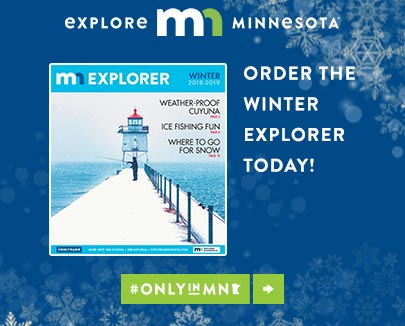 Order the Winter Explorer from Explore Minnesota